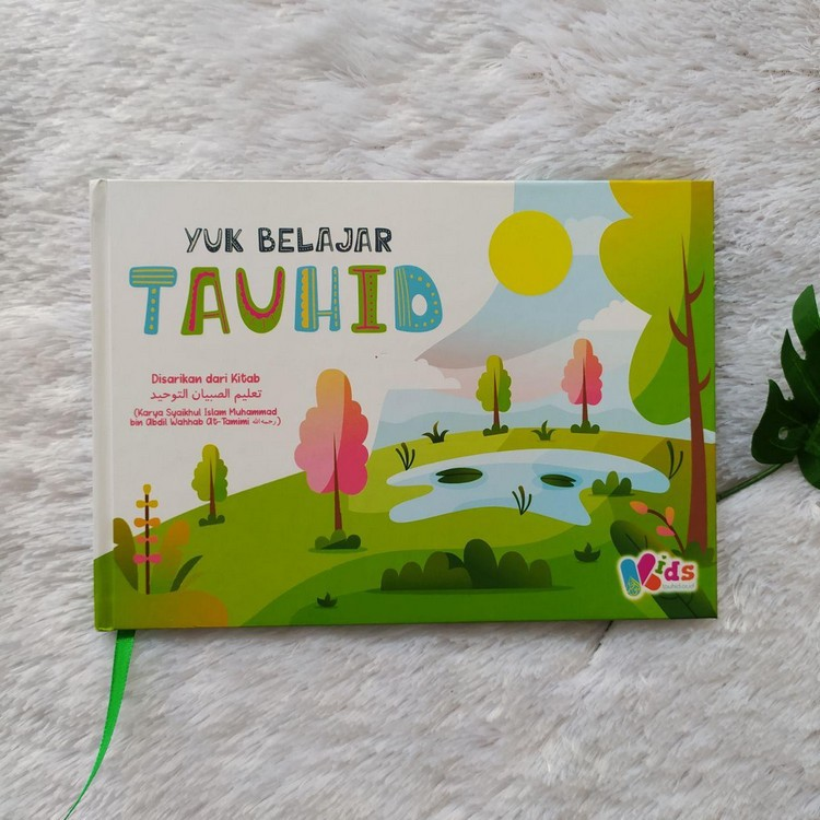 Children 's Books Yuk Learning Basic Tauhid Simple Learning 1uYw