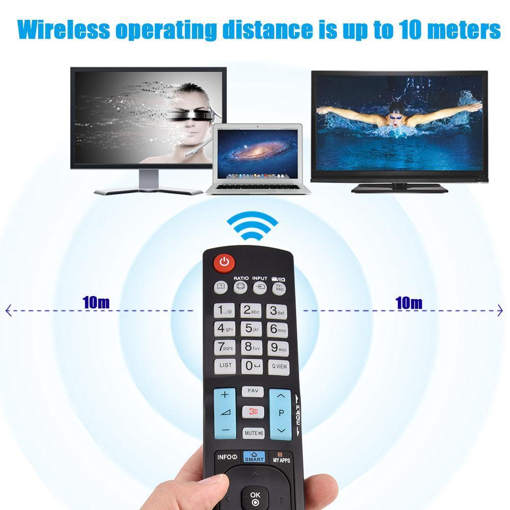 รีโมท AK 73756502 AKB 73756504 TV LG 32 LM 620 S Control