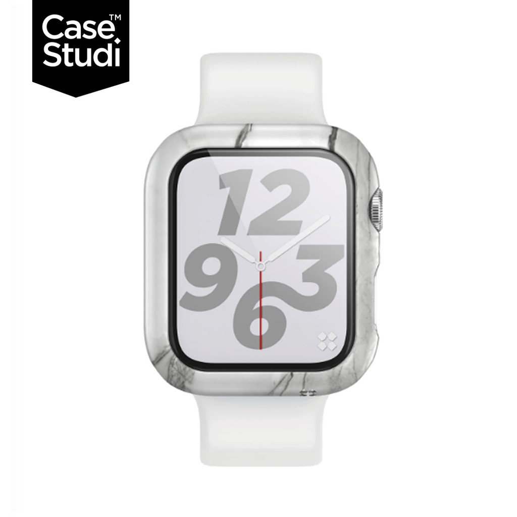 Case Studi เคส APPLE WATCH (40/44MM) PRISMART CASE - MARBLE WHITE