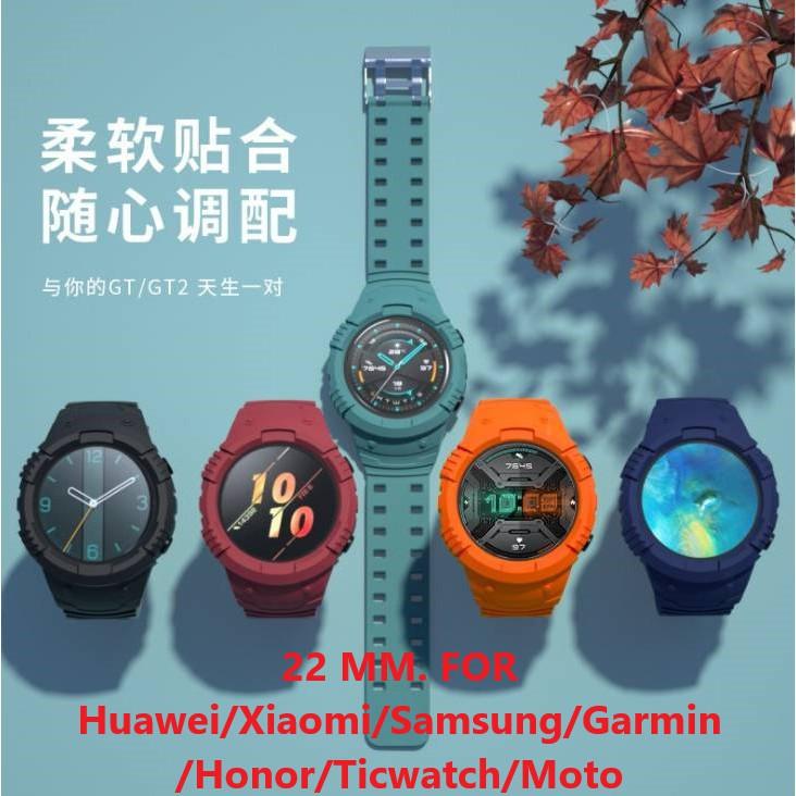 สาย applewatch แท้ สาย applewatch (พร้อมส่ง)สายนาฬิกาพร้อมเคส HUAWEI WATCH GT2 46 MM./GT2 42 MM./GT2E