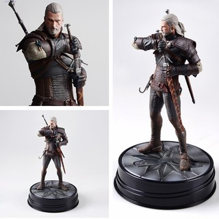 FIGURINE THE WITCHER 20 CM 2 3 TRISS MERIGOLD GERALT OF RIVIA STATUE GAME 1