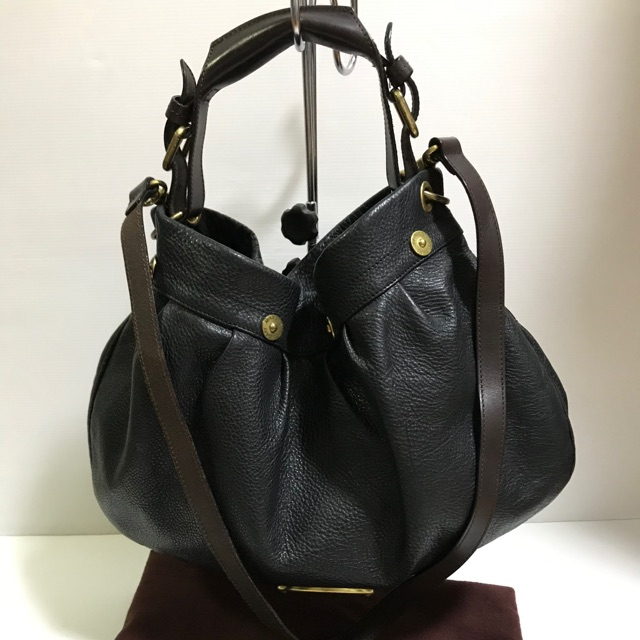 Mulberry Mitzy Hobo leather bag in Black