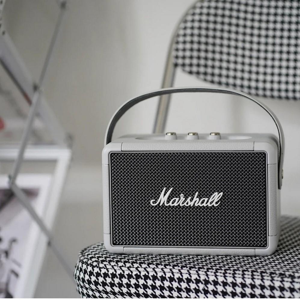 พร้อมส่ง Marshall Kilburn II (Gray) Portable Bluetooth Speaker สินค้ารับประกัน 1 ปี 4507
