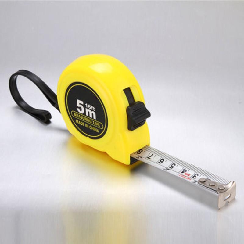 Retractable Metric// Feet// Inch * 3M //5M //7.5M Measuring Tape Measure Tool