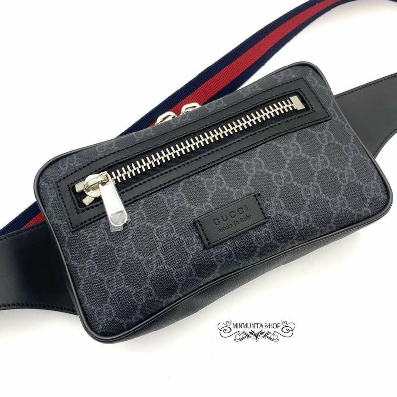 NEW.. GUCCI Supreme Belt Bag