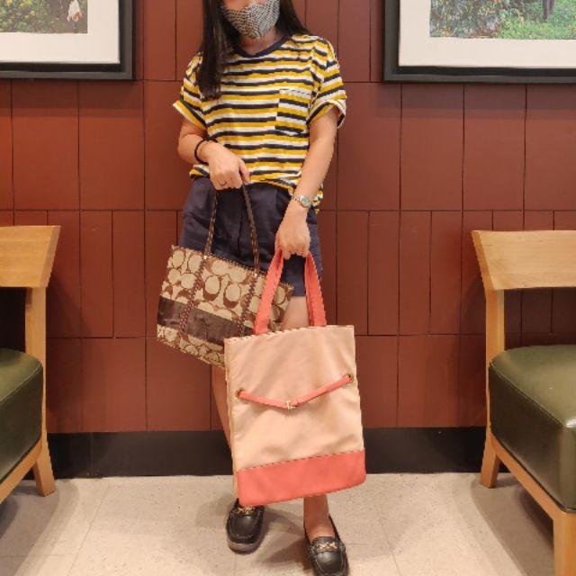 กระเป๋า Coach + Furlaพร้อมถุงผ้า แท้100%