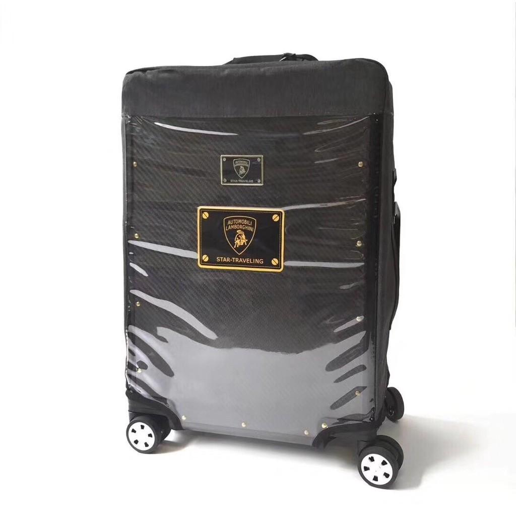 LAMBORGHINI SUITCASE กระเป๋าเดินทางล้อลาก แลมโบกินี่