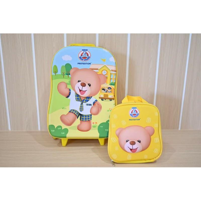 กระเป๋าล้อลาก กระเป๋าเดินทาง ลากขึ้นบันไดได้ กระเป๋าเดินทางเด็ก