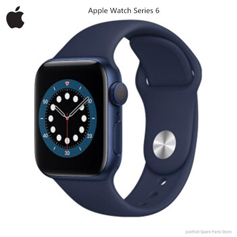 เคสนาฬิกาข้อมือ Apple Watch Series 6 Gps + Cellular 40 มม . / 44 มม . พร้อม 5 สี