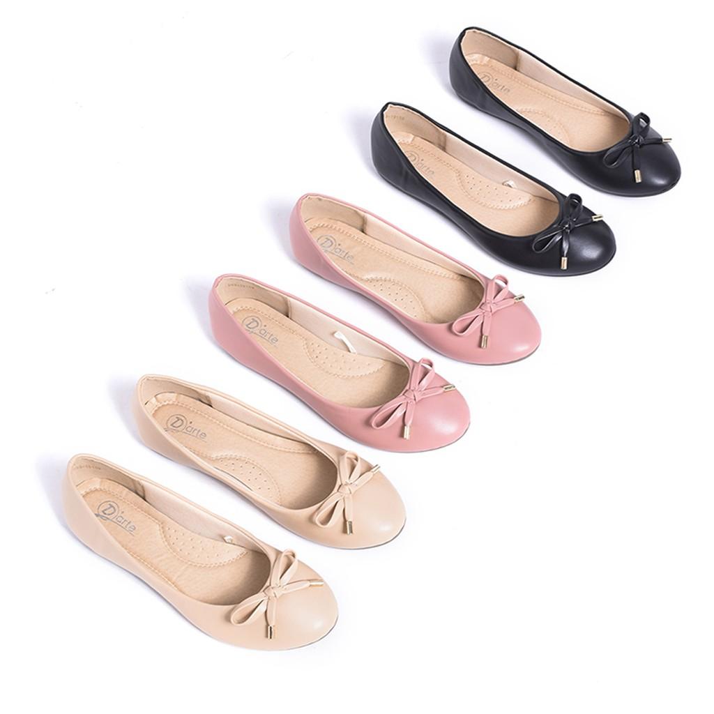 DARTE รองเท้าคัชชู รองเท้าทำงาน รุ่น D53-19158