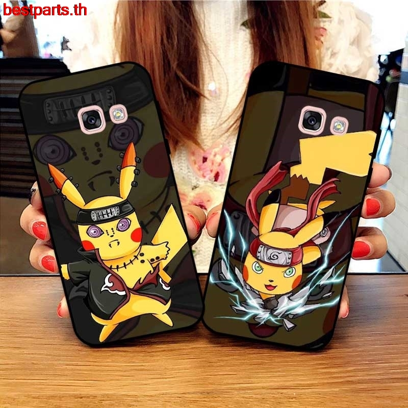 BP- For Samsung A3 A5 A6 A7 A8 A9 Pro Star Plus 2015 2016 2017 2018 HHYPQ Pattern-5 Silicon Case Cover
