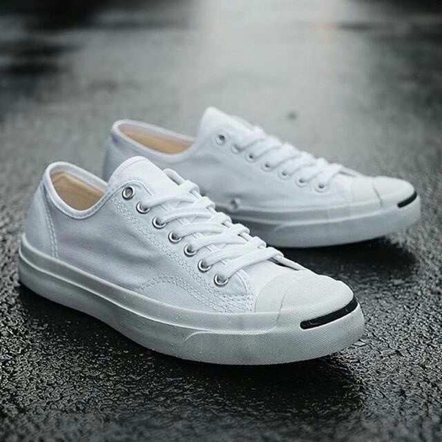 18c17aae778a Converse Jack Green Rebel Relaxing สีเขียว × Converse Jack Purcell Japan  Edition สีน้ำเงิน มือ1 ราคาถูก