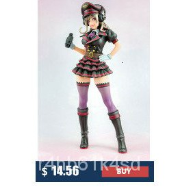 Resin Figure Kit 1/20 Ma.K Fantasia Hirameki Girl Unainted Garage Kit Figure#¥%¥# 7Rfn