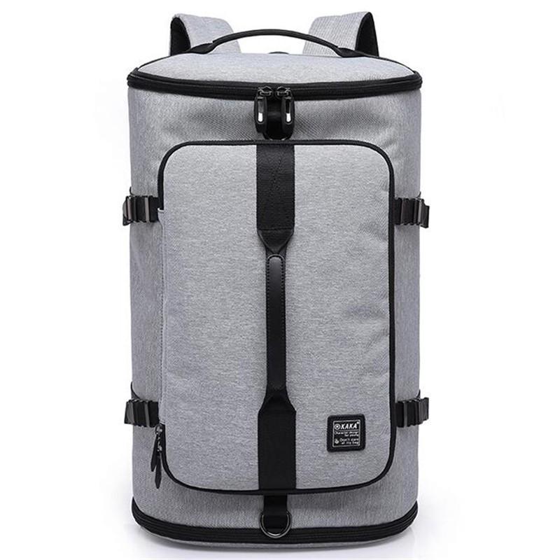 กระเป๋าเป้ผู้ชายเท่ๆ กระเป๋าเป้ สะพายหลัง กระเป๋าเดินทาง KAKA-2202 กระเป๋ากันน้ำ