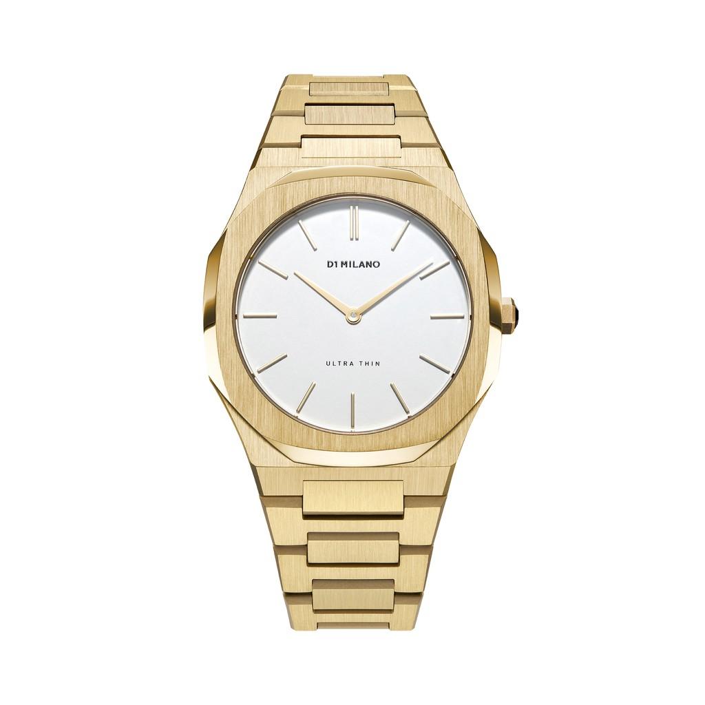 D1 Milano Watch นาฬิกาข้อมือ รุ่น  D1-UTBL03  สี Gold