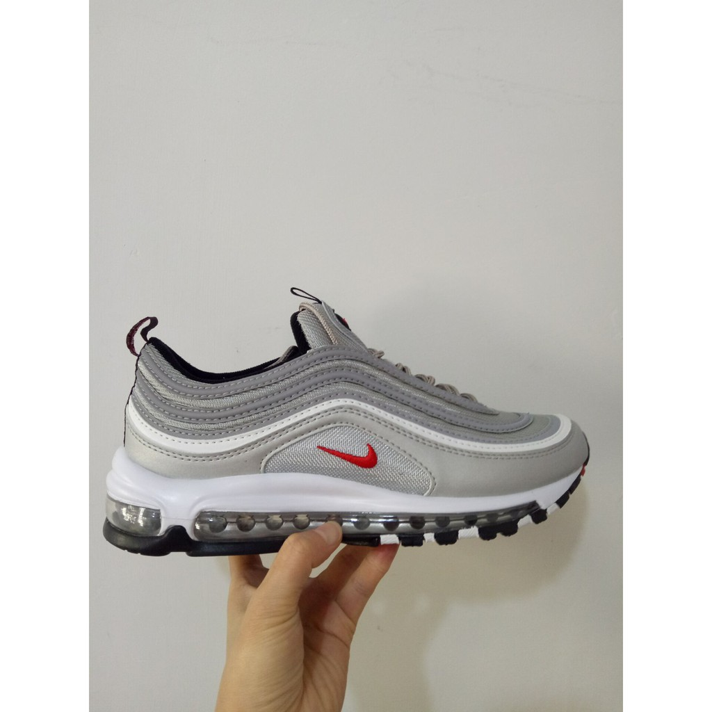 KSK@ [spot purchasing] Nike Nike Air Max 97 nano technology drop plastic material full palm air cushion