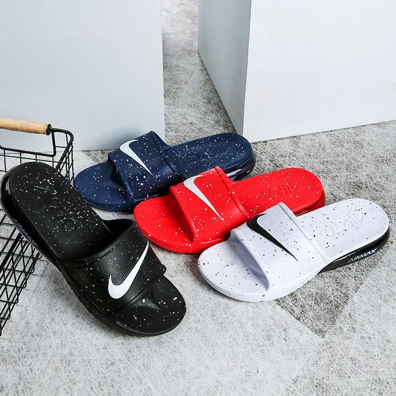 Nike AIR MAX 90 SLIDE รองเท้าลำลอง, รองเท้าแตะ, รองเท้าผู้ชายและผู้หญิง, รองเท้าเบาะลม, บุคลิกภาพที่สะดวกสบาย, การดูดซับ