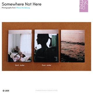 [Instock] BNK48 Photobook Somewhere No here