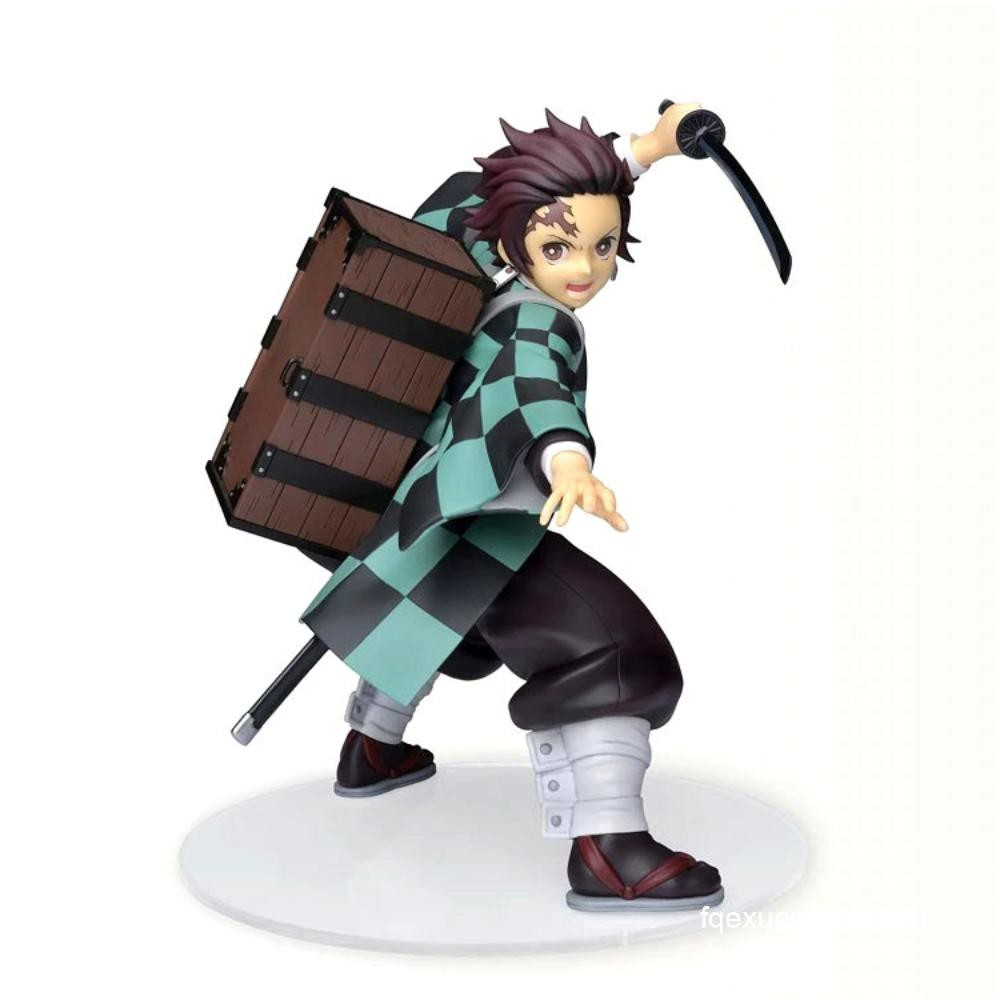 SEGA Sega Demon Slayer Blade Stove Gate Tanjiro Backpack SPM Scenery Boxed Model Figure