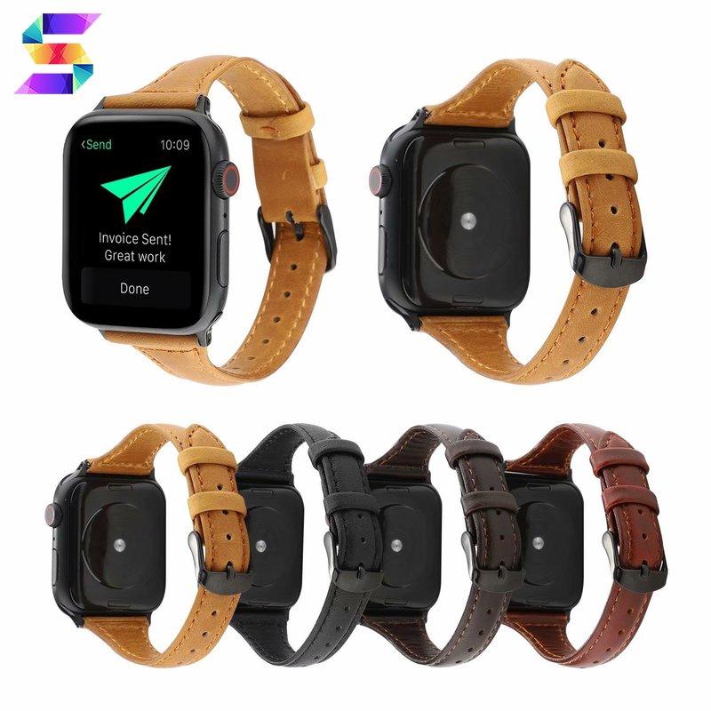 Crazy Horse นาฬิกาสายหนัง Applewatch