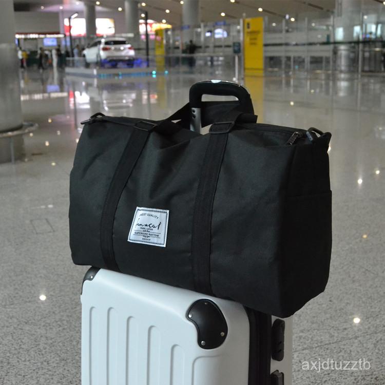 กระเป๋าถือ กระเป๋าเดินทางกระเป๋าเดินทางความจุขนาดใหญ่กระเป๋าเดินทางกระเป๋าถือผู้ชายกระเป๋าเดินทางกระเป๋าใบใหญ่กระเป๋าเดิ