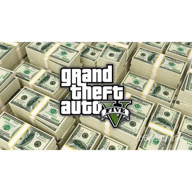 GTA V Online Money Service [Online Delivery] PC