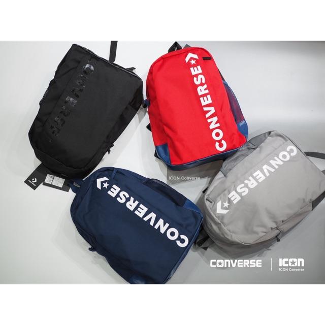 e6a8620fb556 สอบถามก่อนโอน กระเป๋าเป้ สีเทา Adidas Originals Essential Backpack 2018