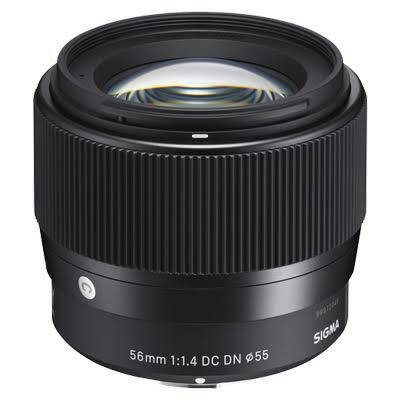 Sigma 56mm f/1.4 DC DN Contemporary for Sony E-mount สินค้าใหม่ มือ1