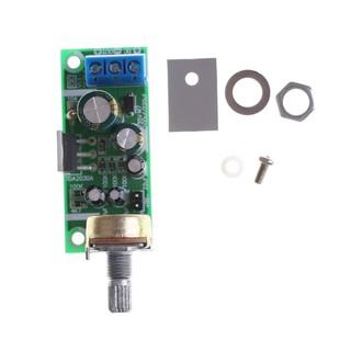 DC 12-24V AC 5-24V TDA2050 Mono 1 Channel Class AB Audio Power Amplifier 5-120W