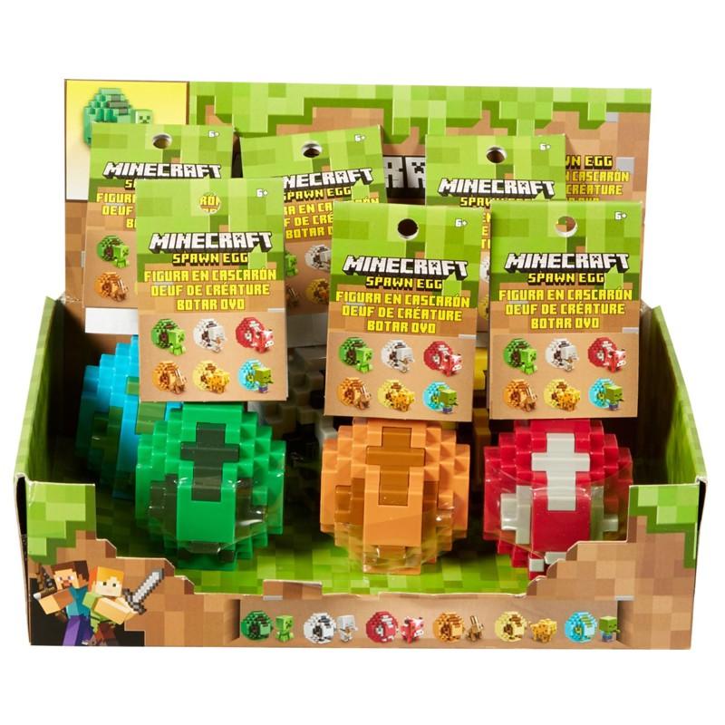 Minecraft - Spawn Egg Mini Figure ฟิกเกอร์ มายคราฟ