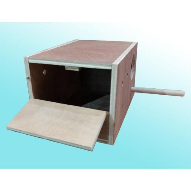 [Ready Stock]♤☫✸นกหงส์หยก บ้านนก กล่องเพาะเลี้ยง