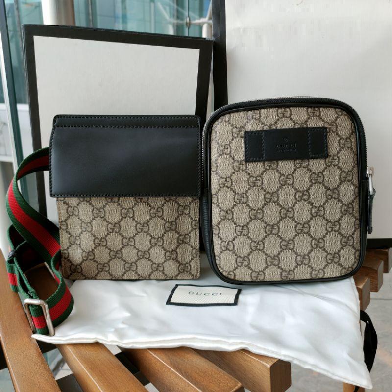 Used Gucci Supreme Belt Bag