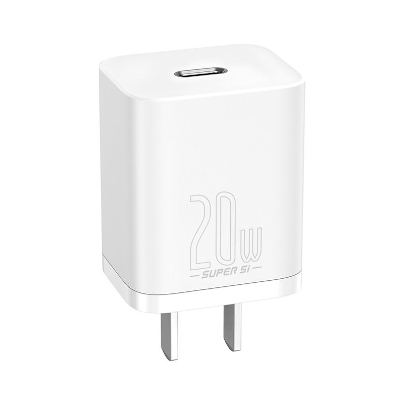 Baseus Pd 20 W อุปกรณ์ชาร์จสําหรับ Apple Iphone 12