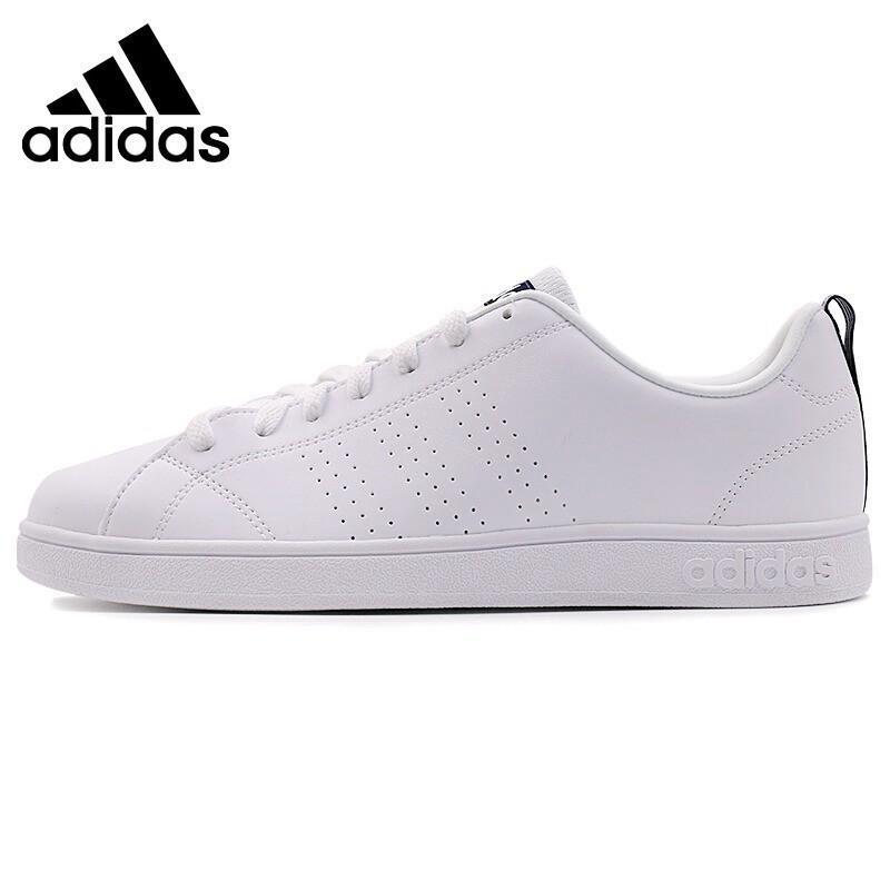 Adidas Neo Label Advantage Clean Vs รองเท้าผ้าใบลําลองสําหรับ Unisex 1835234