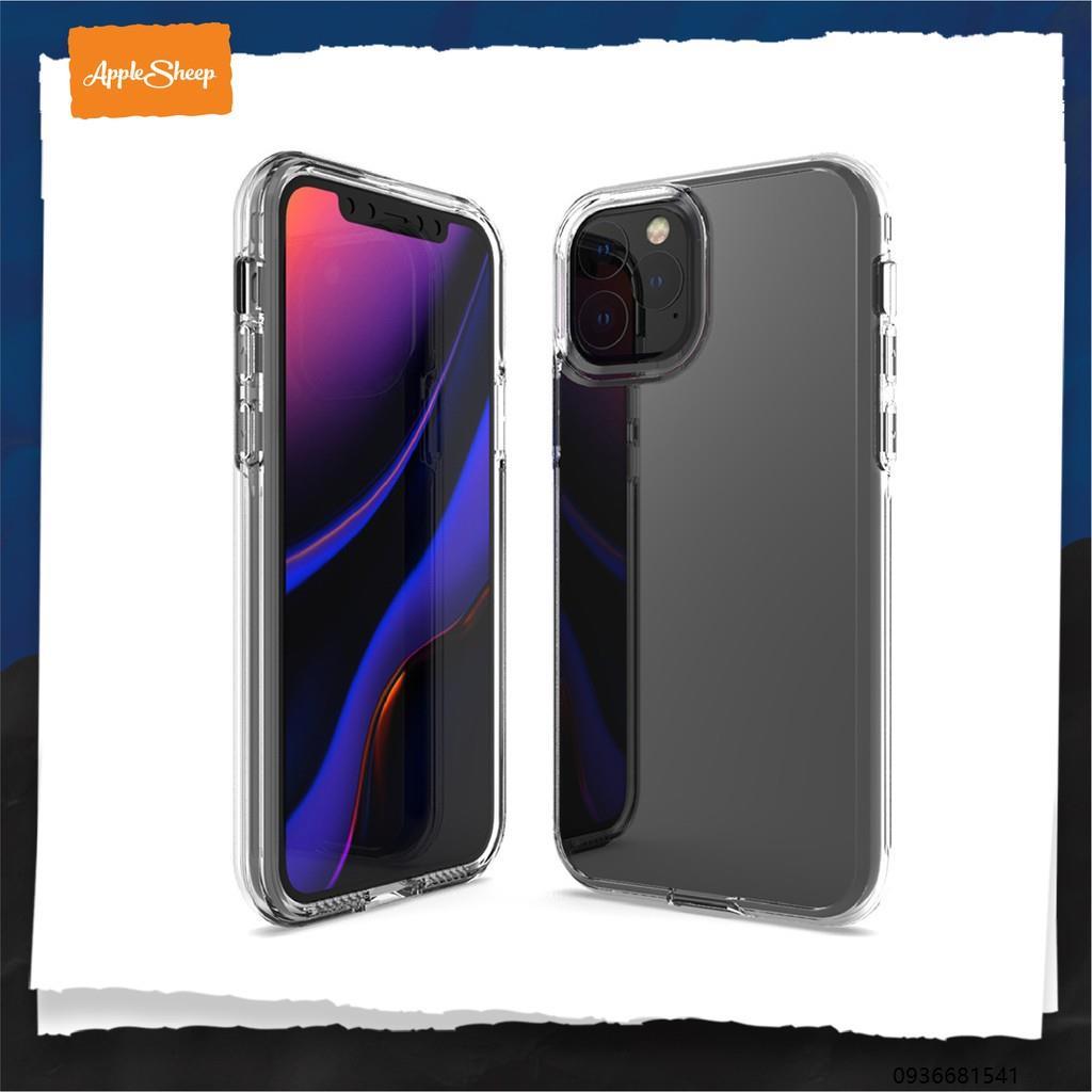 [ถูก/แท้] เคสใสสองชั้นสำหรับ iPhone ทุกรุ่น [Case iPhone] จาก AppleSheep พร้อมส่งทั่วไทย