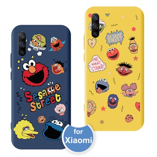 Review Xiaomi Redmi 6A Redmi Note 6 7 Pro Xiomi Mi8 Mi 9 Mi9 Explorer Sesame Street Cartoon Soft TPU Case