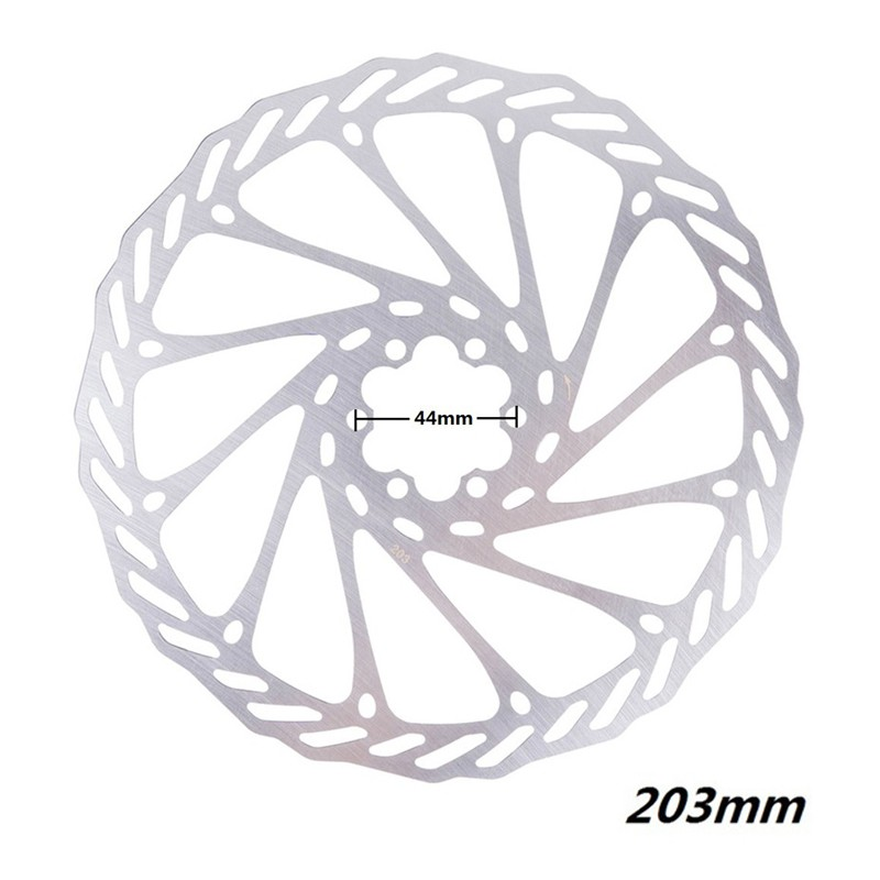 180 140 203mm 160 Mountain Bike Bicycle Disc Brake Rotors,120 With Bolts
