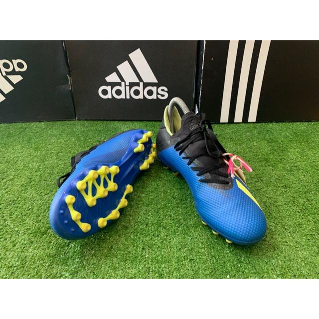 รองเท้าฟุตบอลของแท้ มือสอง Adidas X18.3 AG 39.5/255