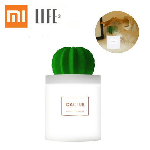 Xiaomi 3 Life Cactus Usb เครื่องทําความชื้นขนาดเล็ก 280 มล .
