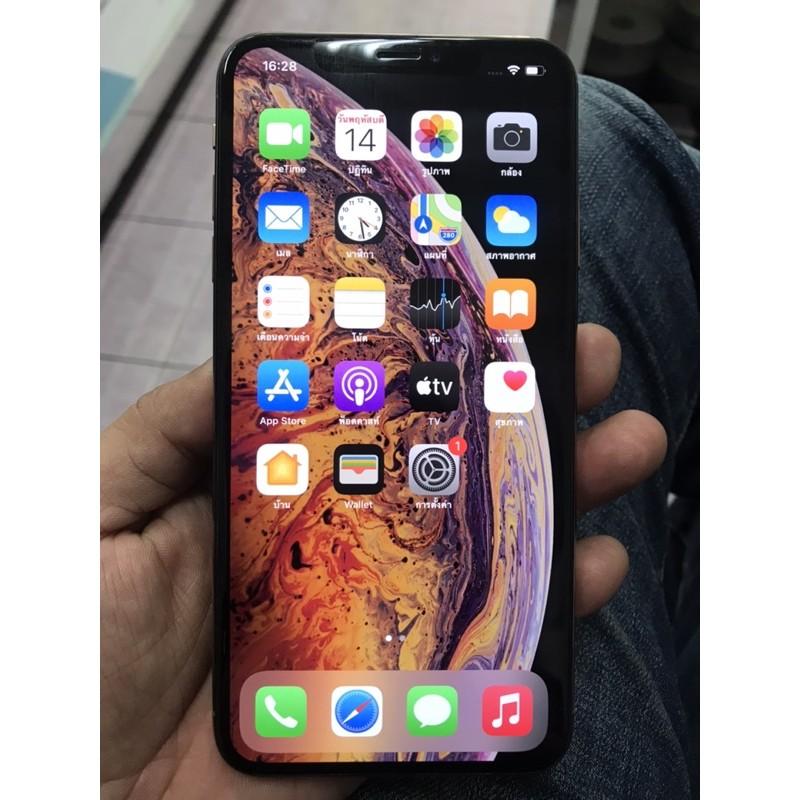 iphone xs MAX 64GB ศูนย์ไทย (มือสอง)