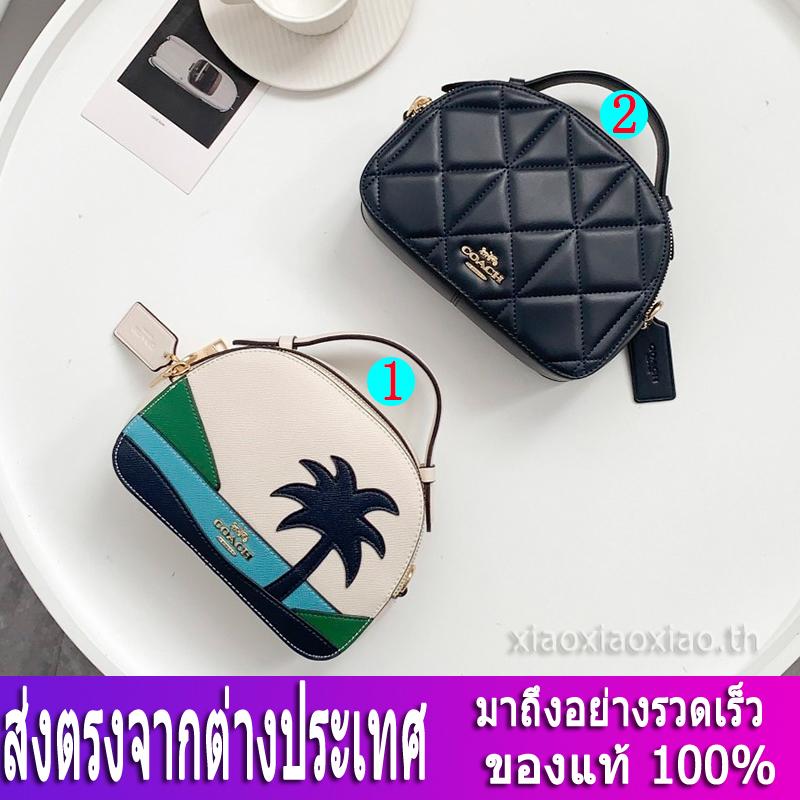 กระเป๋าผู้หญิง Coach แท้ F1586 F2796 กระเป๋าสะพายข้างผู้หญิง / crossbody bag / กระเป๋าถือ / กระเป๋าforever young