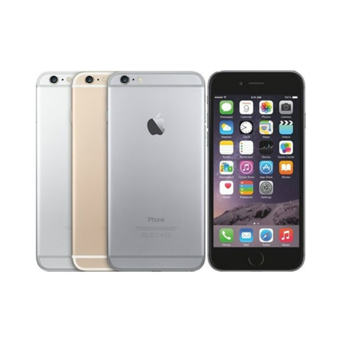 Apple Iphone 6s Plus 64GB มือสอง สภาพดี ไม่เคยผ่านการถอดซ่อมประกอบ รับประกันสินค้าจากร้าน
