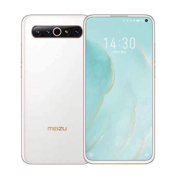 ❅₪Meizu Meizu 17 Snapdragon 865 ชาร์จเร็ว 6400w สี่ช็อตเกมกล้อง 5G สมาร์ทโฟน Meizu 17 pro