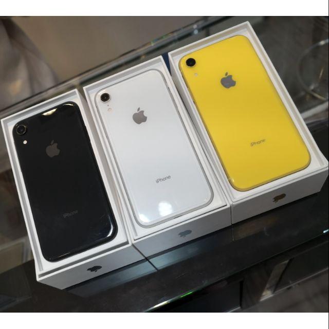 【ใช้แล้ว】 Apple iPhone XR 64G/ 128GB/ 256GB