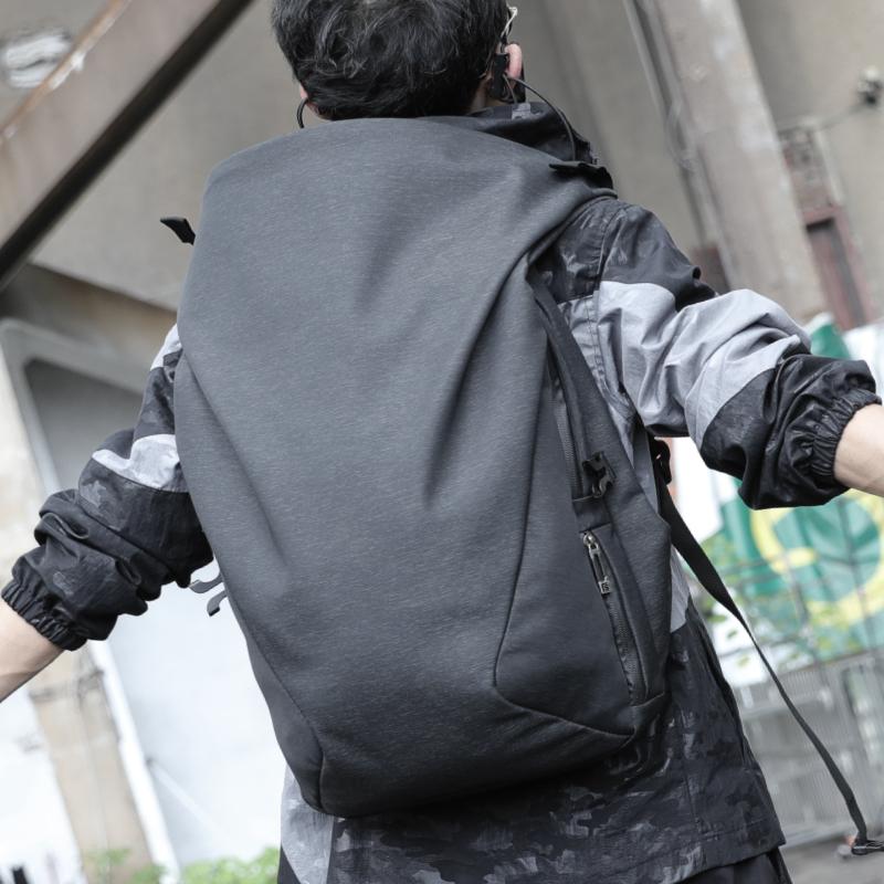 กระเป๋าเป้เดินทางกระเป๋าเป้สะพายหลังผู้ชายกระเป๋าเดินทางแบบลำลองกระเป๋าเป้สะพายหลัง15.6นิ้วกระเป๋าคอมพิวเตอร์แฟชั่นแบรนด