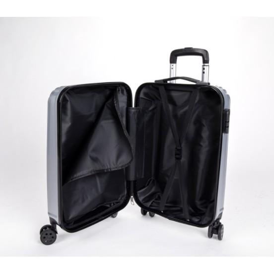 กระเป๋า กระเป๋าเดินทาง ABS+PC 20/24/28นิ้ว 4 ล้อคู่ 360  รุ่น6388  ขนาด 20/24/28นิ้ว กระเป๋าเดินทางล้อลาก ขนาดใหญ่จุใจ