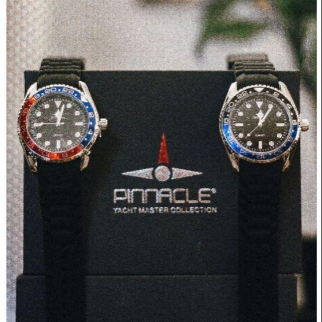 นาฬิกา Pinnacle สุดหรู ดีไซน์ sport ทันสมัย แถมฟรีสายสแตนเลส รับประกัน 1 เดือน