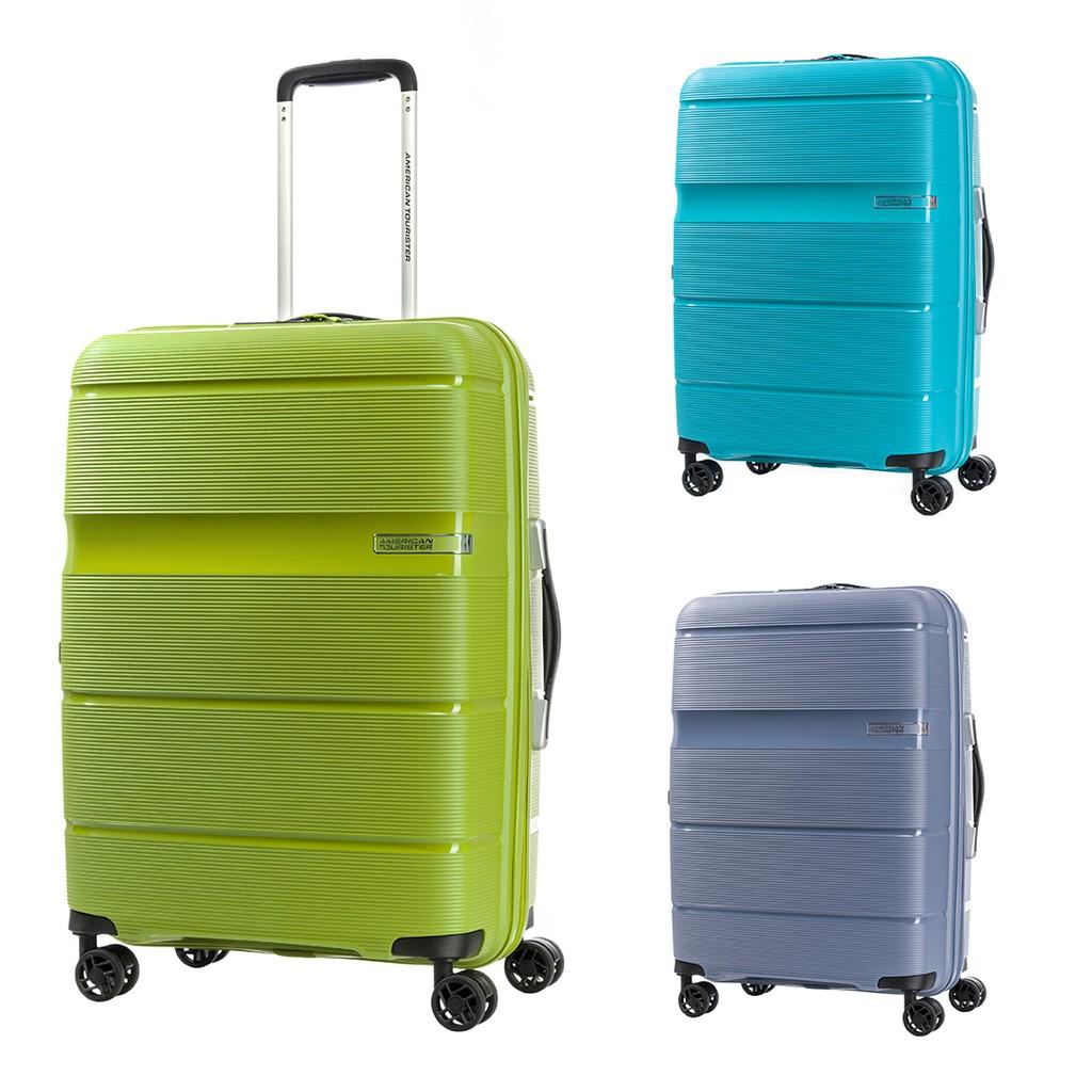 AMERICAN TOURISTER กระเป๋าเดินทางล้อลาก (24นิ้ว) รุ่น LINEX SPINNER 66/24 TSA