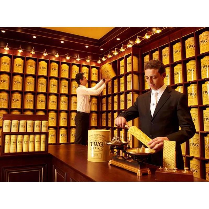 TWG TEA ชาระดับพรีเมี่ยม ขนาด 40 กรัม (White Tea Set)