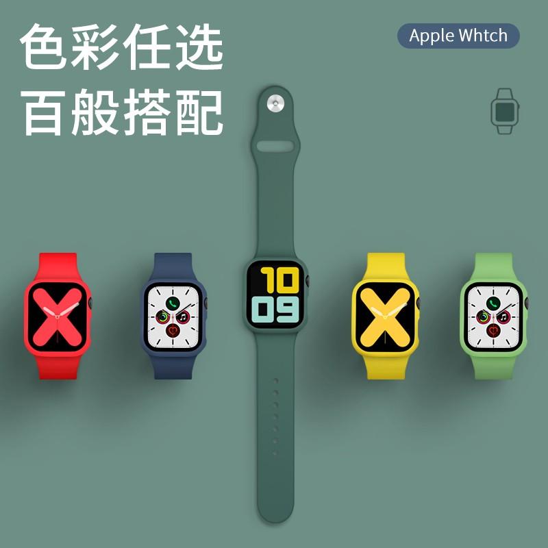 เคสนาฬิกาข้อมือ Apple Watch Iwatch6 / Se Case 5 / 4 Applewatch1 / 2 / 3 44mm